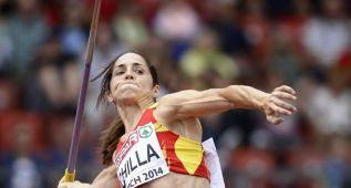 Mercedes Chilla no irá a Pekín por una lesión en el hombro