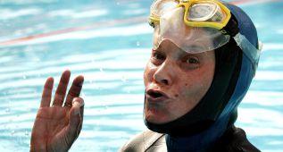 La reina mundial de apnea desaparece en Formentera