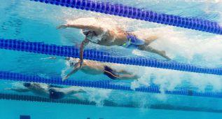 La natación española retrocede en las aguas de Kazán