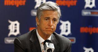 Dave Dombrowski, despedido como presidente de los Tigers