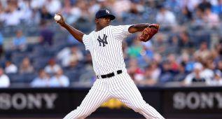 Luis Severino adelanta el futuro para los New York Yankees
