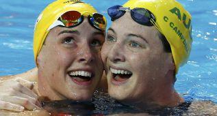 Dos oros para Australia en la confirmación de Gran Bretaña