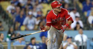 Mike Trout, el mejor de la MLB, cumple hoy 24 años
