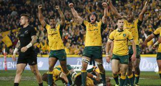 Australia destrona a los All Blacks (27-19) y se lleva el Championship