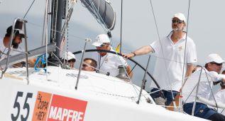 El Rey Felipe dio un nuevo impulso a la competición