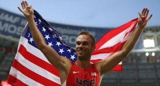 El subcampeón mundial de 800, excluido del equipo de EE UU