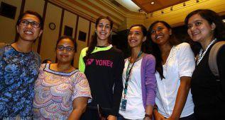 Carolina Marín: ventiladores y psicólogo para el Mundial