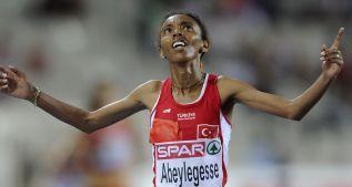 Abeylegesse, investigada por la IAAF por muestras de 2007