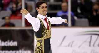 Javi Fernández dará un curso de patinaje en Valdemoro