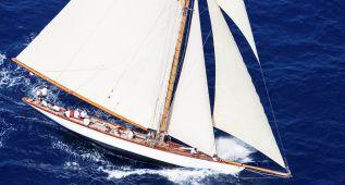 El 'Tuiga' monegasco manda en la bahía de Palma