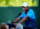 Tiger no pasa el corte: