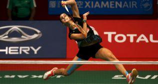 Carolina Marín pasa a la final y hoy aspira a su segundo oro