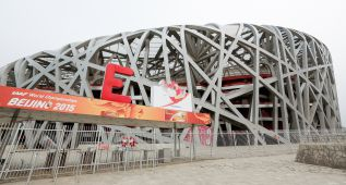 La IAAF negocia con China el uso de redes sociales y Google