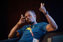 """Usain Bolt avisa: """"Estoy en buena forma y corriendo bien"""""""