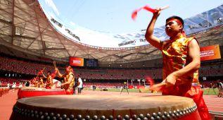 """Usain Bolt está de nuevo en Pekín: """"Sólo corro para mí"""""""