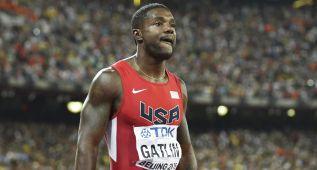 """Gatlin: """"Me enfrenté a un gran Bolt, él es un competidor nato"""""""