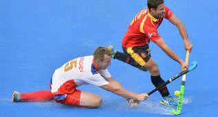 España levanta el vuelo con una goleada ante Rusia