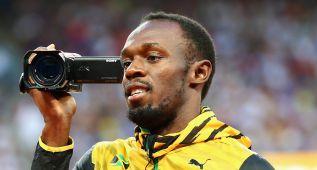 """Usain Bolt llega al 200 tras disputar """"la final más dura"""""""