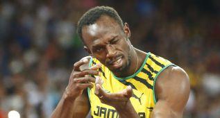 """Bolt: """"Me encuentro cansado y me duelen las piernas"""""""