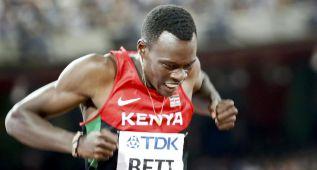 Nicholas Bett: Kenia también gana oros en 400 metros vallas