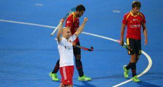 España cae con Inglaterra y sólo luchará por ser quinto