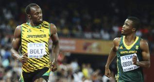 Usain Bolt y Justin Gatlin, a la final de 200 con 19.95 y 19.87