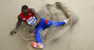 """Pichardo: """"Bolt es un ídolo y ahora me veo cerca de él"""""""