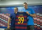 """Jicha: """"Jugar en el Barcelona es una nueva oportunidad"""""""