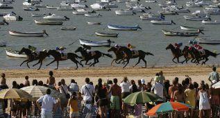 Sanlúcar de Barrameda: 170 de años de carreras en la playa