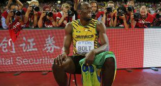 """Usain Bolt: """"Los 200 metros me los tomo como algo personal"""""""