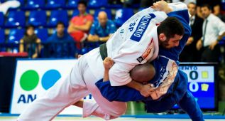 Nacimiento y Puche, fuera del Mundial de Judo de Astana