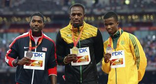 Bolt: ''Hay un rumor; Gatlin pagó al que me derribó''