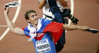 El ruso Shubenkov, el primer campeón blanco en 110 vallas