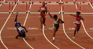 Williams da el oro a Jamaica y Estados Unidos, fuera del podio