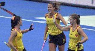 España pierde ante Inglaterra y luchará por el bronce
