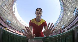Ruth Beitia, a por la segunda medalla en unos Mundiales