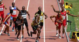 Jamaica, sin contar con Bolt, y EE UU, a la final de 4x100