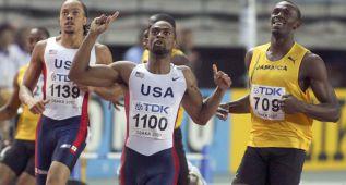 Glen Mills, su entrenador, no quería que corriese 100 metros