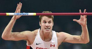 El canadiense Drouin, oro en altura tras el desempate