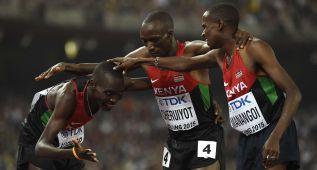 Kenia conquista Pekín con siete medallas de oro
