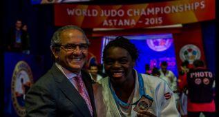 Termina el mundial para el judo español con una medalla
