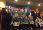 El Barça acapara los premios en la gala de la Asobal