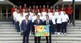 España busca lograr el pleno para los Juegos de Río 2016