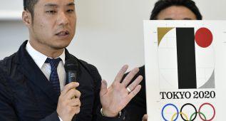 Japón descarta su logo tras las acusaciones de plagio