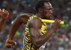 Bolt: Dj, fan de los nuggets y del Manchester United