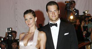 Tom Brady y Gisele Bündchen, la pareja mediática de la NFL