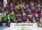 Jicha viaja con el Barcelona para disputar la Super Globe