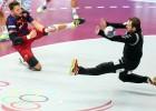 El Barça peleará por el bronce ante los estudiantes del Sydney