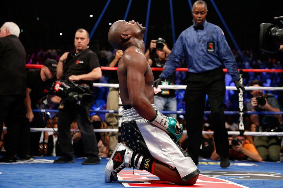 Boxeo: Mayweather: adiós sin pasión para igualar con Marciano - AS.com