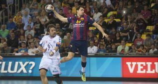 El Barça suma su tercer triunfo ante un Cangas batallador
